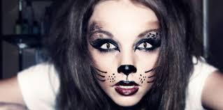 12 black cat contacts makeup