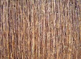 Willow Twig Fence Covering Willow Fence Rolled Fencing Fence