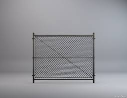 Fence 3d Model Free C4d Models