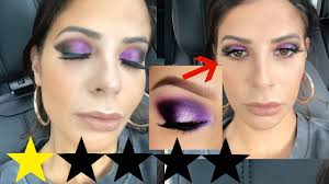 worst reviewed makeup artist
