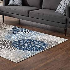 abstract fl 5x8 area rug