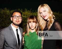 Peter Ha, Elyssa Starkman, Bethany Hale at Young Patrons of Lincoln Center  Annual Fall Gala / id :