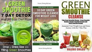 green smoothie recipes weight loss for