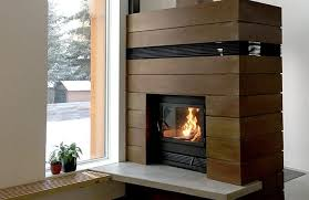 wood fireplaces built for heat