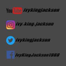 Ivy King Jackson (The King Of Pop Tribute) Store - Michael Jackson ...