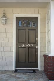 Pin By Megan Dailey On How Does Your Garden Grow House Number Decals Front Door Decal Hello Decal Front Door