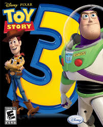 toy story 3 the video game game