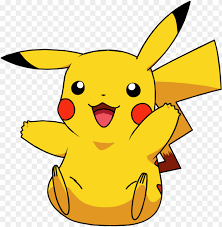 A Cute Orange Cat Lying On Its Back Fathead Pokemon Pikachu Vinyl Decals Png Image With Transparent Background Toppng
