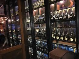 azzurro wine cellar fancy romantic