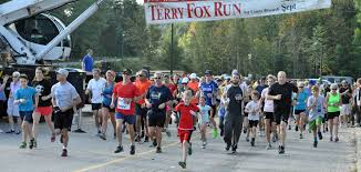 Terry Fox Run - Huntsville Doppler