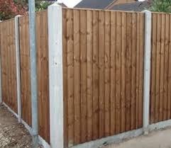 Slotted Concrete Fence Post Corner Free Delivery Available Concrete Fence Posts Concrete Fence Fence Design