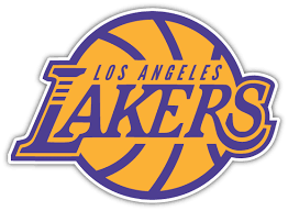 Los Angeles Lakers H Vinyl Die Cut Decal Sticker 4 Si
