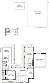 17 best of u shaped house plans with