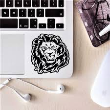 Fun Lion Colorful Laptop Stickers For Vinyl Stickers Mac Laptop Pro Decal Air Retina Mi Skin Decor Laptop Skins Aliexpress