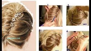 الشعر القصير تسريحات شعر قصير للاعراس