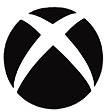 Xbox One Sphere Only Logo Vinyl Decal Sticker