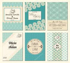 Save The Date Ornate Frame Easy To Edit Perfect For Invitation