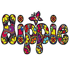 Amazon Com Unique Bright Hippie Peace Love 60 S Woodstock Window Sticker Decal 5 X 3 25 Automotive