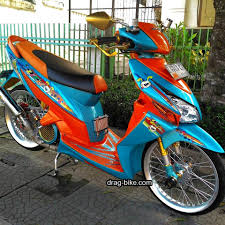 ide 51 modifikasi vario 2008 warna biru