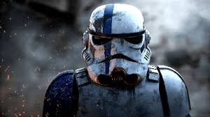 stormtrooper star wars animated