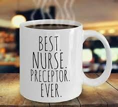 best nurse preceptor ever mug nurse