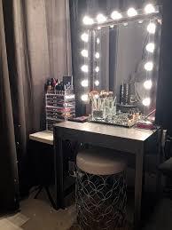 hollywood lighted vanity mirror ikea