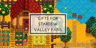 gift ideas for stardew valley fans