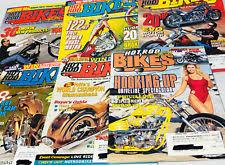 hot rod motorcycle 2000 now magazines