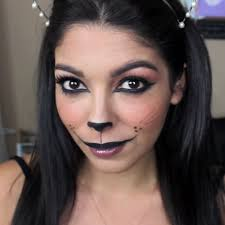 10 fierce halloween cat makeup ideas more