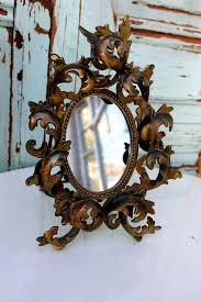 victorian antique mirror rococo french
