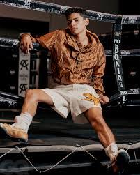 Boxer Ryan Garcia on Logan Paul vs. KSI, Expanding His Brand, and Proving  His Talent | GQ