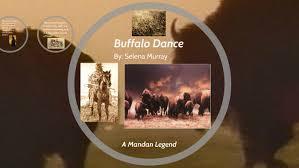 Buffalo Dance by Selena Murray