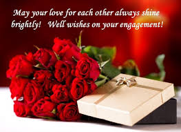 best quotes for engagement wish