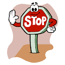 stop sign clip art - Clip Art Library