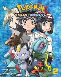 Amazon.com: Pokémon: Sun & Moon, Vol. 2 (2) (Pokemon ...
