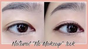 korean natural look makeup tutorial