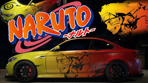Need For Speed 2015 Speed Painting Anime Naruto Vinyl Youtube