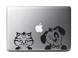 Cute Seahorse Family Black Vinyl Decal Sticker For 13 Macbook Laptop Computer Newegg Com