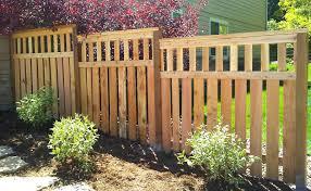 Cedar Wood Fence Denver Fence Guys