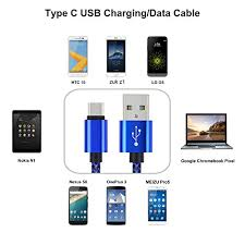 Chromebook Pixel Usb C Adapter Macbook Nokia N1 And More Sony Xperia Xz Uses 56k Resistor For Samsung Galaxy S9 S8 Note 8 Ravpower 3 Pack Usb Type C To Micro