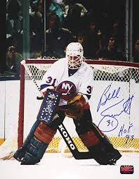Billy Smith Autographed 8x10 Photo - New York Islanders at ...