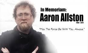RIP Aaron Allston | Star wars books, Books, Writer