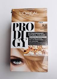 l prodigy hair colour review