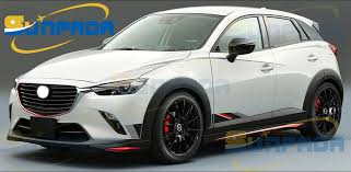 Hot Sale Sport Style Car Both Side Body Decal Car Stickers For Mazda 2 Demio 3 Cx 3 Axela 2013 2020 Car Styling Car Covers Aliexpress