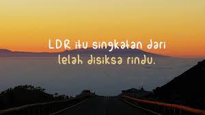 kata kata ldr r tis yang mewakili isi hati anda posbagus