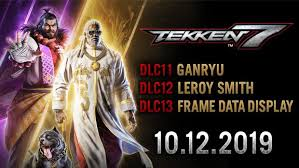 Tekken 7 Reveals Two More DLC Fighters and Leroy Smith Dated ...