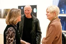 Janet Bishop, Whitney Chadwick and Byron Meyer | SFMOMA SECA | Flickr