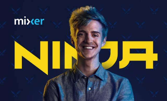 """Hasil gambar untuk Ninja streamer mixer"""""""