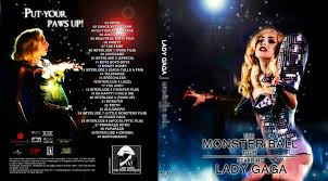 lady a the monster ball tour blu ray