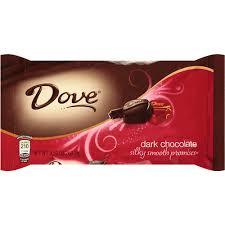 silky smooth promises dark chocolate